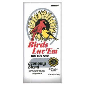 Martig Farms Birds Luv 'Em Economy Blend