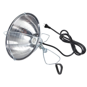 Miller Manufacture Company Brooder Reflector Lamp 10.5 in
