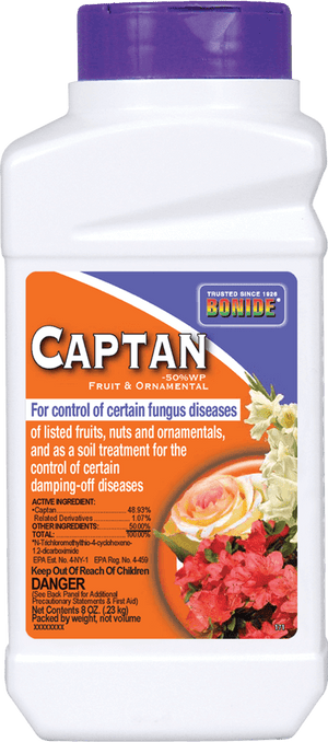 Captan Fruit & Ornamental WP