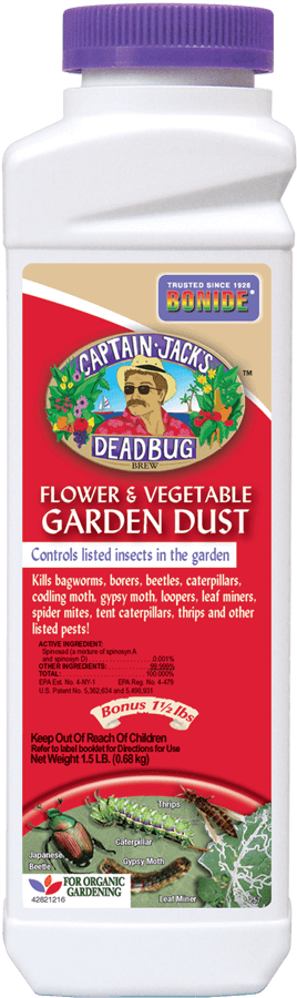 Captain Jacks Dead Bug Brew Dust