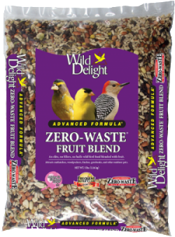 Zero Waste Fruit Blend: Wild Delight Brand