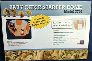 CHICK STARTER HOME