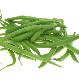 WHITE HALF RUNNER BUSH BEAN