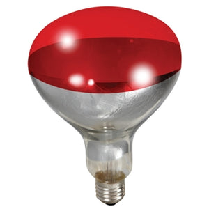 Miller Red Bulb For Brooder Lamp 250 Watt