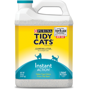 Tidy Cats Instant Action Clumping Litter