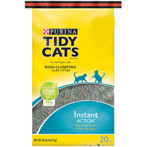 Tidy Cats Instant Action Non-Clumping Litter