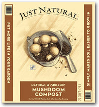 Just Natural Mushroom Compost