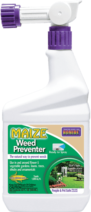 MAIZE Weed Preventer-Corn Gluten