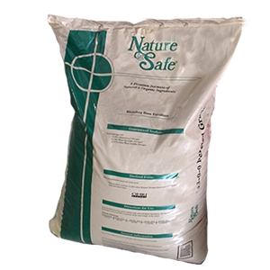 Nature Safe Fertilizer OMRI 10-2-8