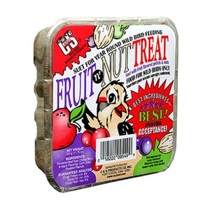 C&S Fruit n' Nut Treat Suet
