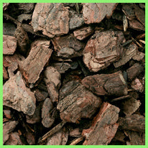 Mini Pine Bark Nuggets Mulch