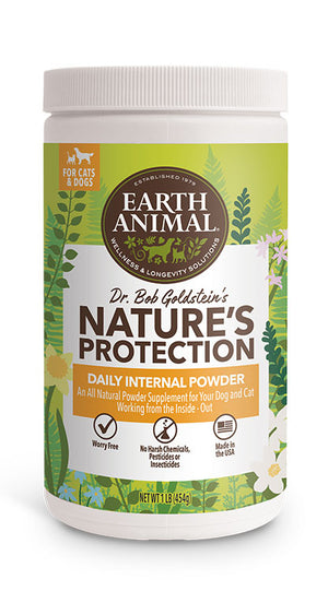 DAILY INTERNAL POWDER FOR DOG AND CATS - 1 LB
