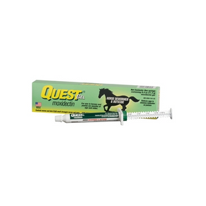 Quest Gel Equine Dewormer