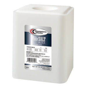 Champion's Choice Salt Block 50 lb