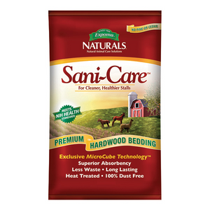 Naturals Sani-Care Premium Hardwood Bedding