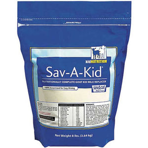 Sav-A-Kid Milk Replacer For Goat Kids