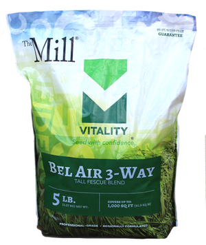 Bel Air 3-Way Tall Fescue Grass Seed