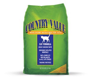 Country Value Cat Food