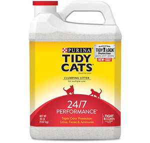 Tidy Cats 24/7 Performance Clumping Litter