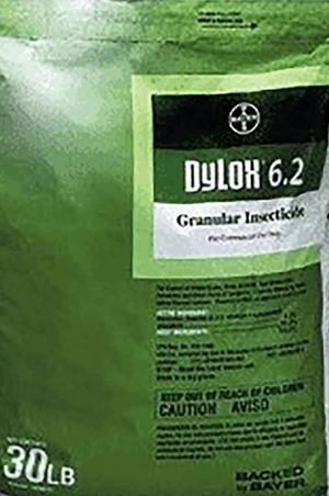 Dylox 6.2 G Insecticide