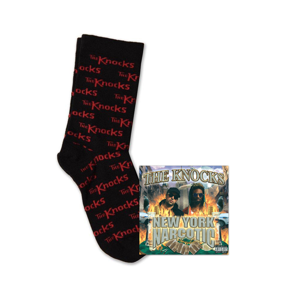 New York Narcotic Album Pre-order + Black Knocks Socks