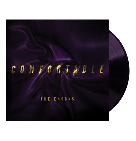 Limited Edition Purple Comfortable Vinyl