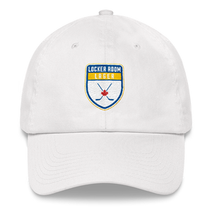 Locker Room Dad Hat
