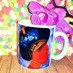 Black Queen Thinking Mug
