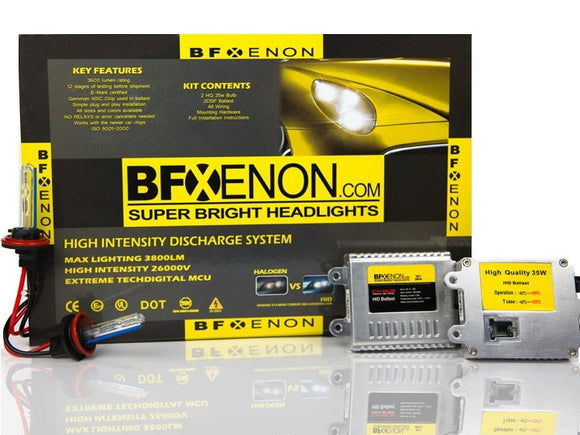 HID H4 / 9003 Single Beam - Premium OEM HID Xenon Headlight Kit