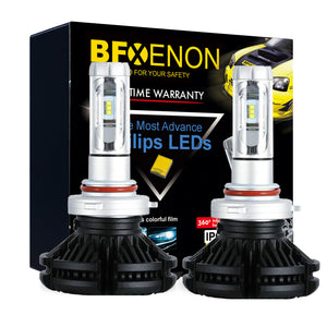 BFXenon 2018 LED Headlight Kit - 9005 / H10 Single Beam