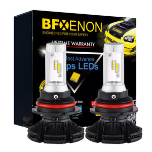 BFXenon 2018 LED Headlight Kit -  9004 / 9007 Dual Beam