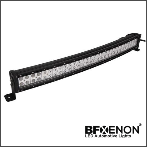 LED Light Bar Pro Series - Curved - Side Mount - 34 Inch