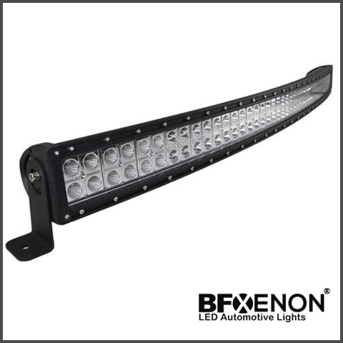LED Light Bar Pro Series - Curved - Side Mount - 50 Inch