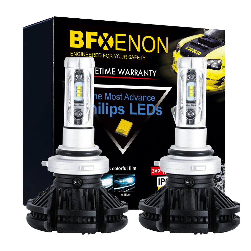 BFXenon 2018 LED Headlight Kit - 9006 / 9012