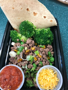 Barbacoa Mexican Ground Beef