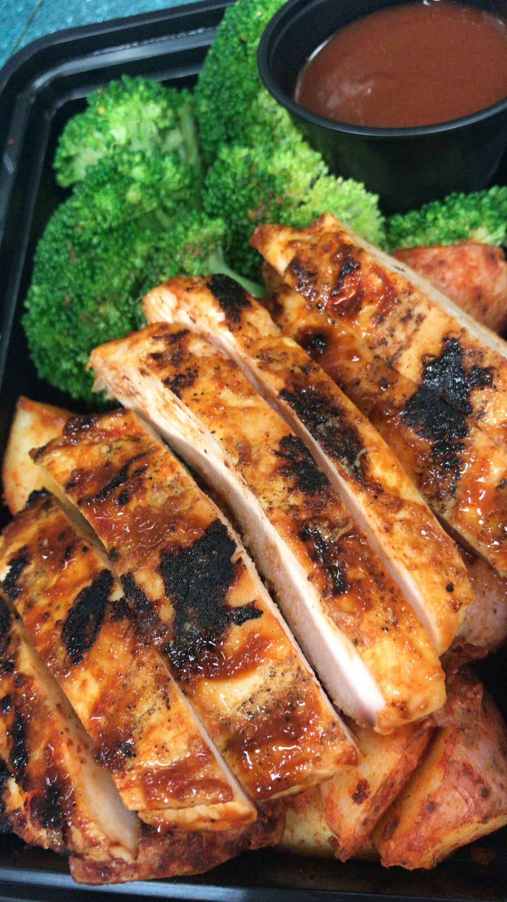 BBQ Grilled Chicken