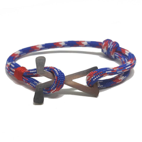 Clubs - Red, White & Blue - Bracelets - Birdie Golfwear