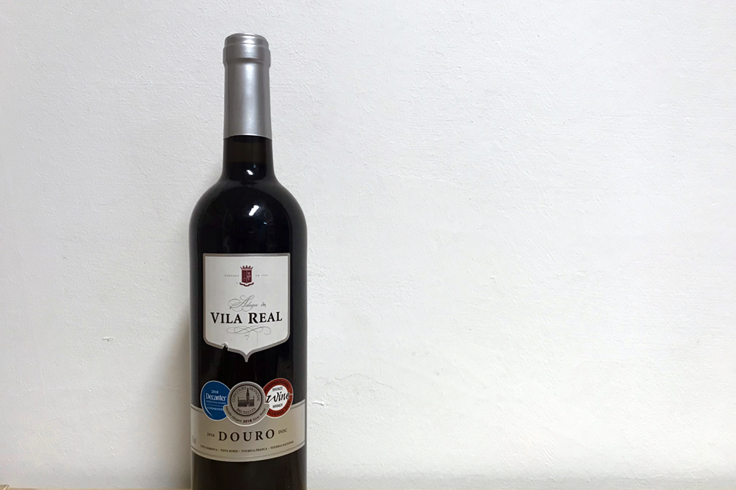 Vila Real Red Wine