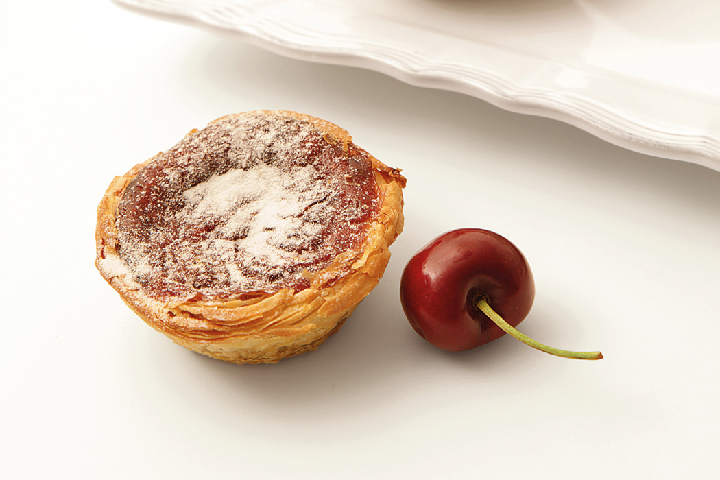 Cherry Tart from Fundão