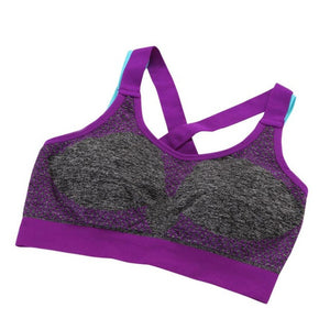 New Yoga Sports Bras Fitness Push Up(Free Shipping)