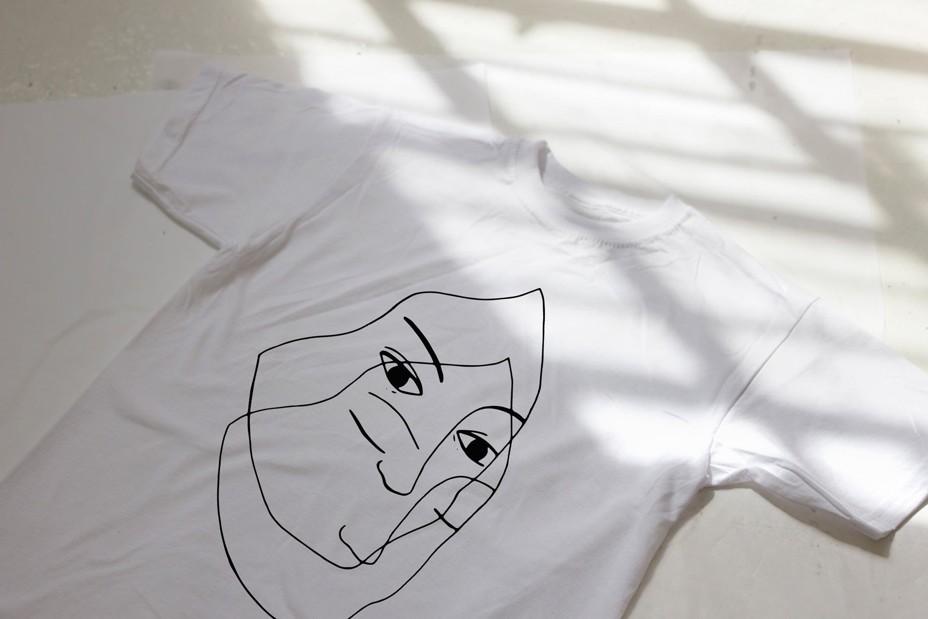 'Anomie' limited edition tee