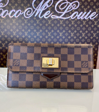 LV ROSEBURRY WALLET DE