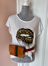 Rhinestone Belt Bag