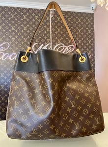 LOUIS VUITTON TUILERIES HOBO (BLACK)