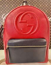 GUCCI SOHO CHAIN BACKPACK