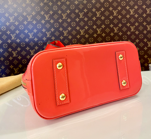 ALMA BB VERNIS (CROSSBODY) POPPY