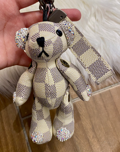 TEDDY BEAR KEYCHAIN (NEW)