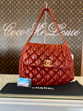 CHANEL PUFFY FLAP TOTE