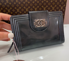 CHANEL COMPACT BOY WALLET