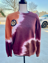 NEW ! Tie Dye Crew neck